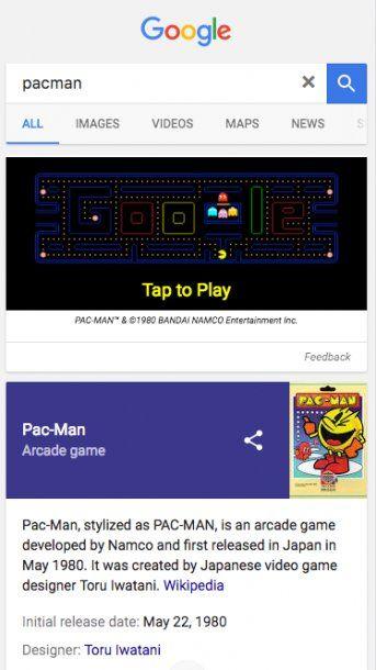 Pac Man Solitario Breakout Y Otros 10 Trucos Para Jugar En Google
