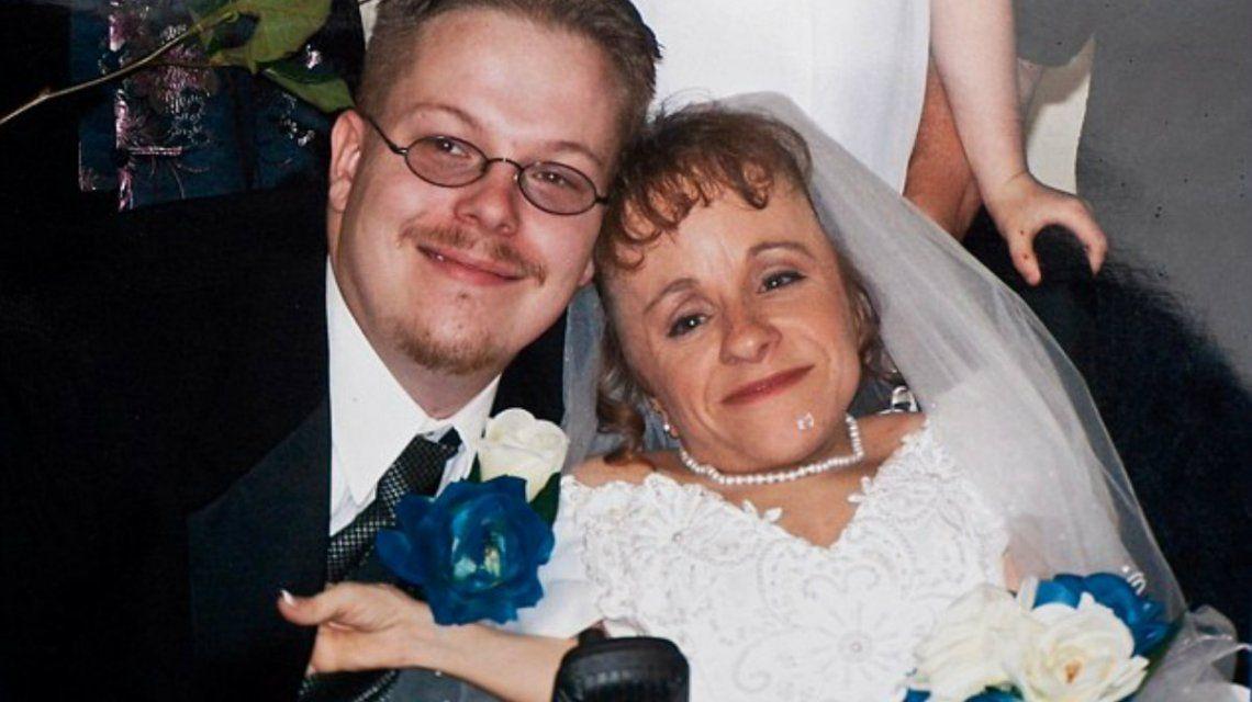 Stacey y Wil se casaron en 2004