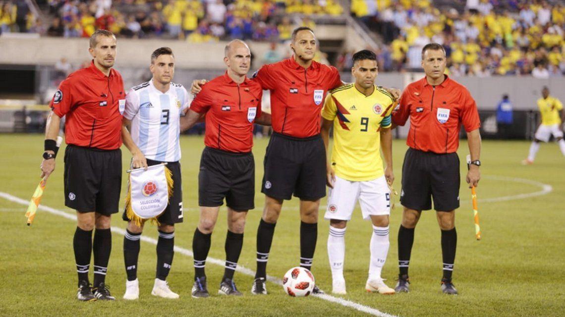 La nueva Selección argentina empató sin goles con Colombia