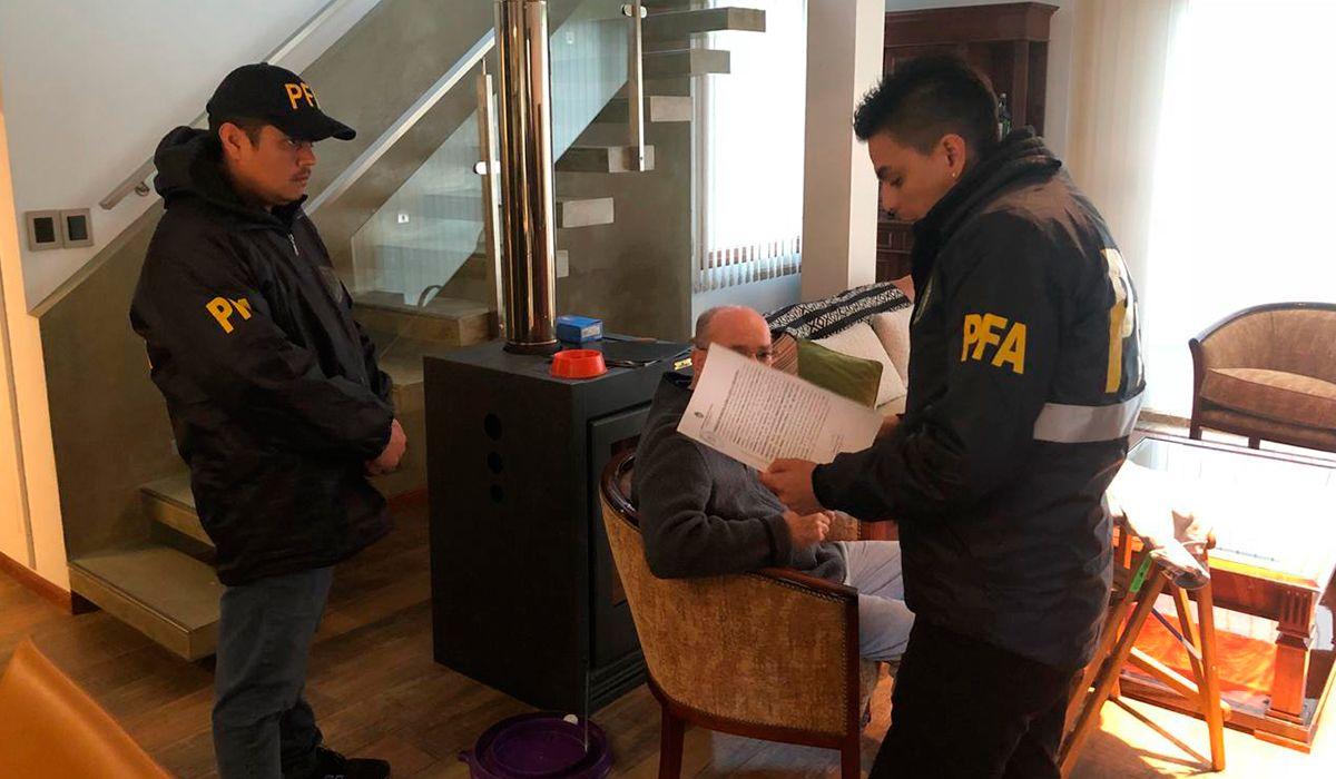 La Plata: detuvieron a un ex fiscal acusado de integrar una banda con delincuentes, policías y funcionarios