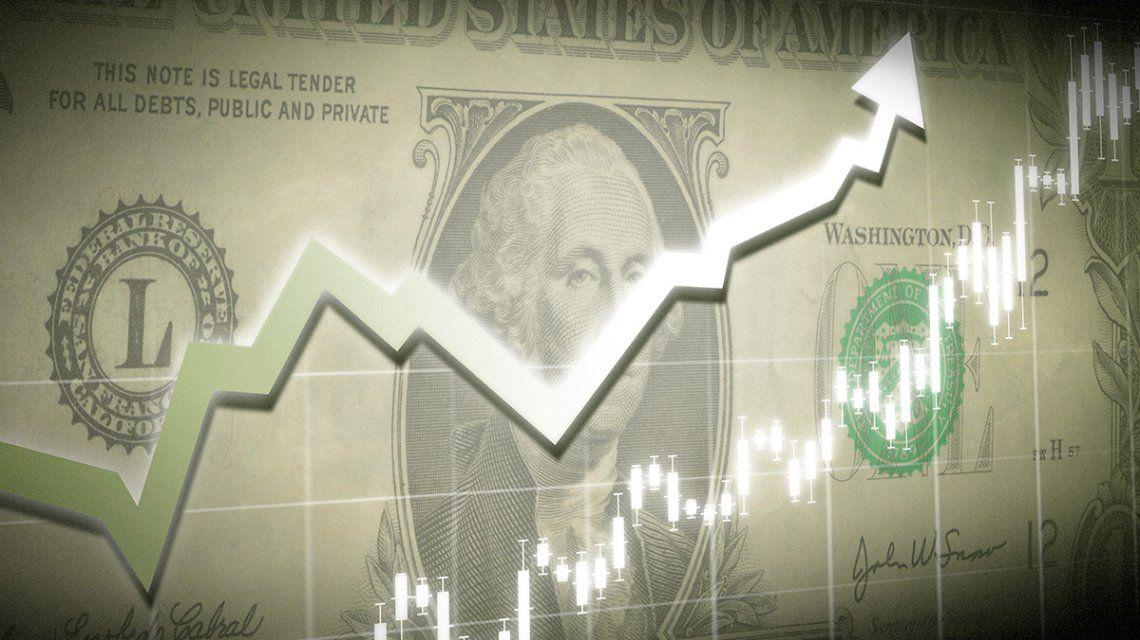 ¡Llegó a 40! Pese a una nueva intervención del Central, el dólar cerró otra vez en alza