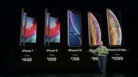 Estos son los precios del iPhone en Estados Unidos