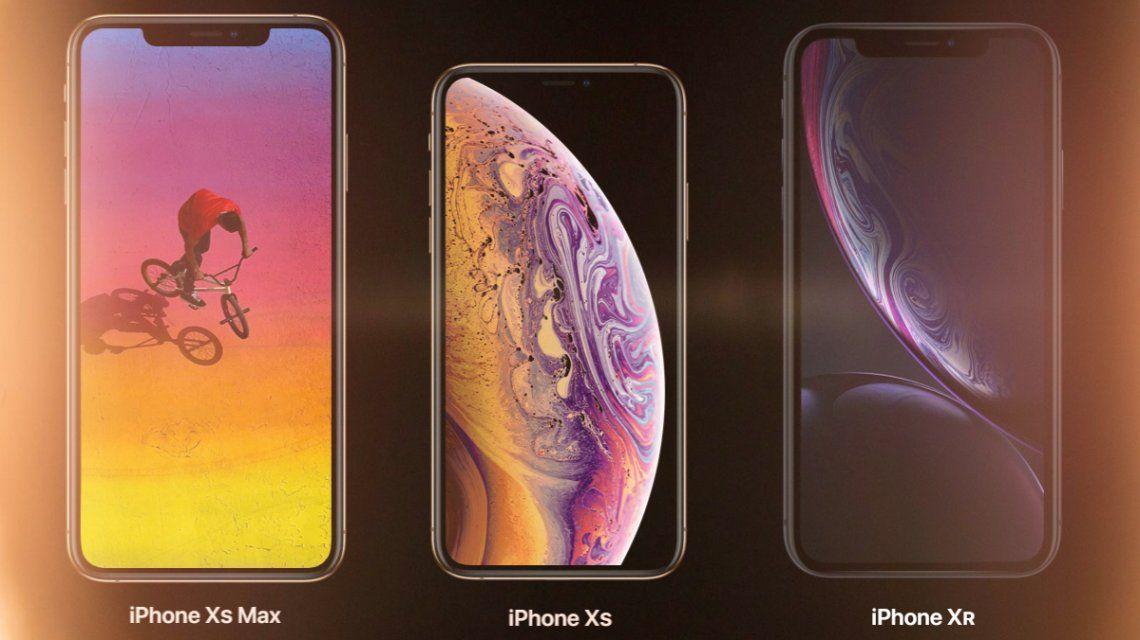 Precios, características y modelos: todo lo que tenés que saber de los nuevos iPhone