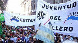 Tensión en Astillero Río Santiago: los trabajadores tomaron la planta