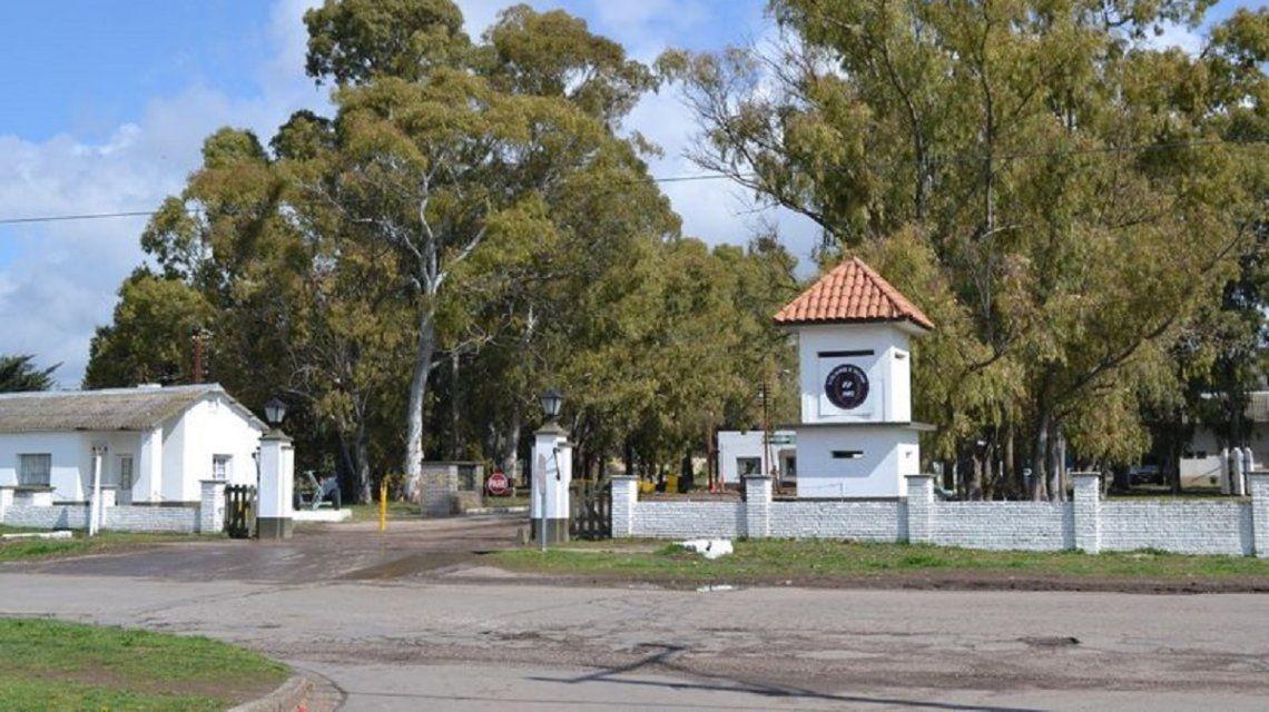 Base de Apoyo Logístico de Pigüé - Crédito:lanueva.com