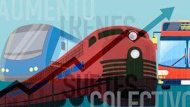 Otra vez aumentan los colectivos, trenes y el subte: calculá cuánto te costará viajar a la Ciudad