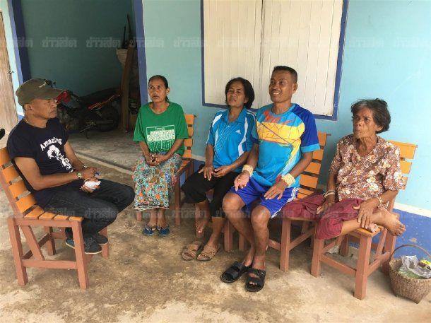 Somsuk Somying volvió tras 19 años desaparecido - Crédito: coconuts.co