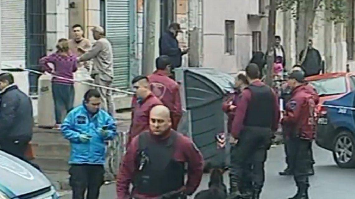 La Policía se encuentra trabajando en el lugar
