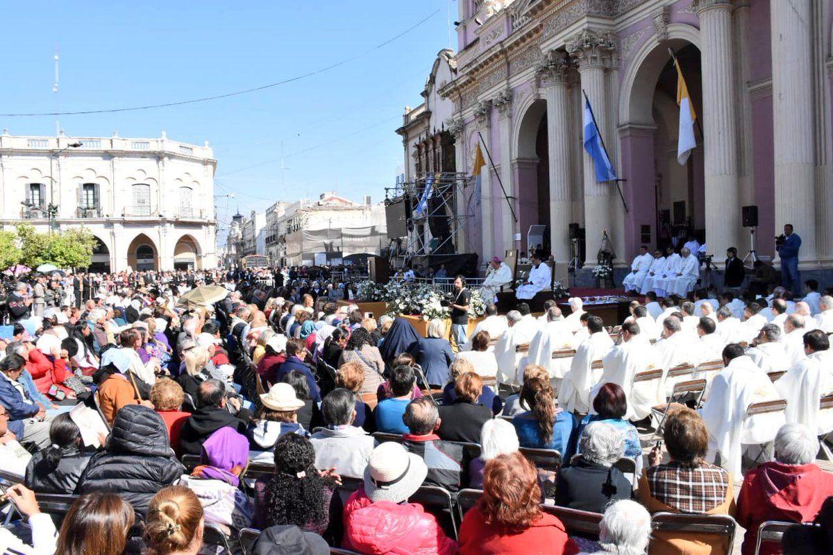 La fiesta patronal es celebrada en todo el noroeste argentino