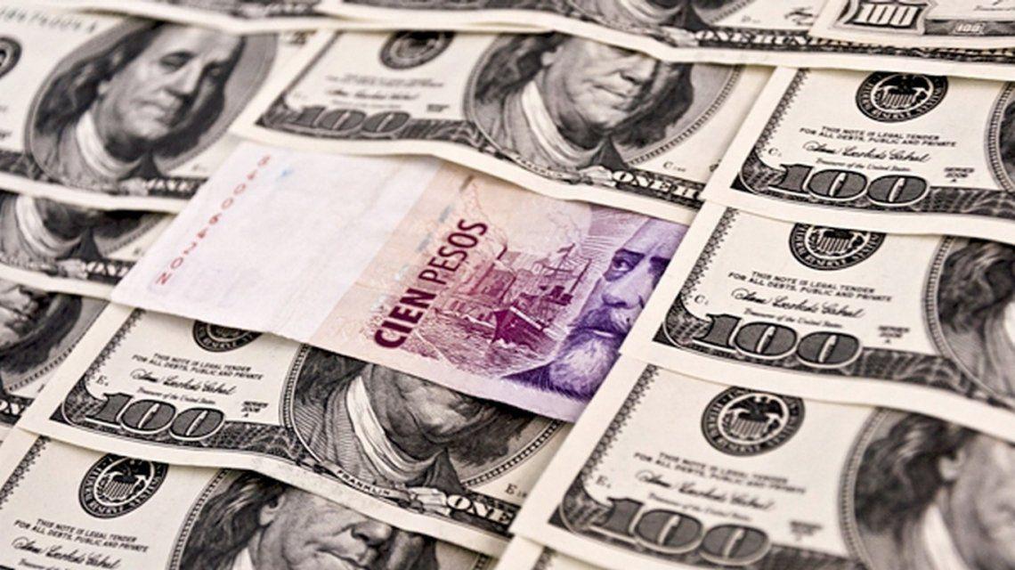 El dólar abrió sin cambios y se vende por debajo de los $38