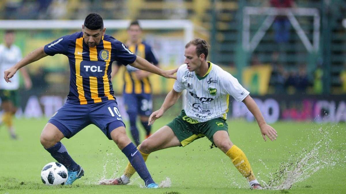 Néstor Ortigoza es la carta de fútbol de Rosario Central