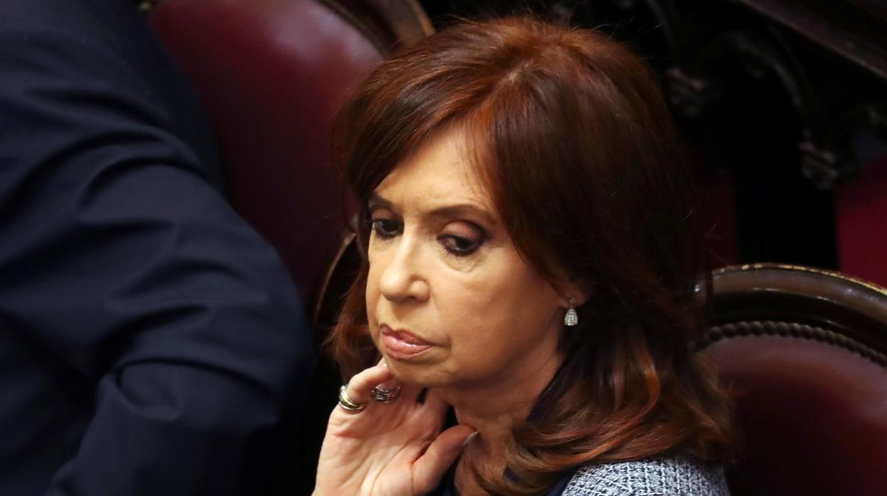 Cristina Kirchner presentó un proyecto contra la compensación que consumidores pagarán a productoras de gas