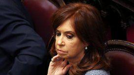 Cristina Kirchner denunció un intento de espionaje en su domicilio