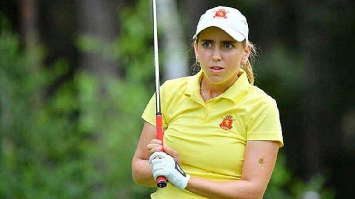 Conmoción en el deporte: asesinaron a la española Celia Barquín en pleno campo de golf