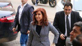 Cristina pidió ser juzgada en Santa Cruz por la obra pública
