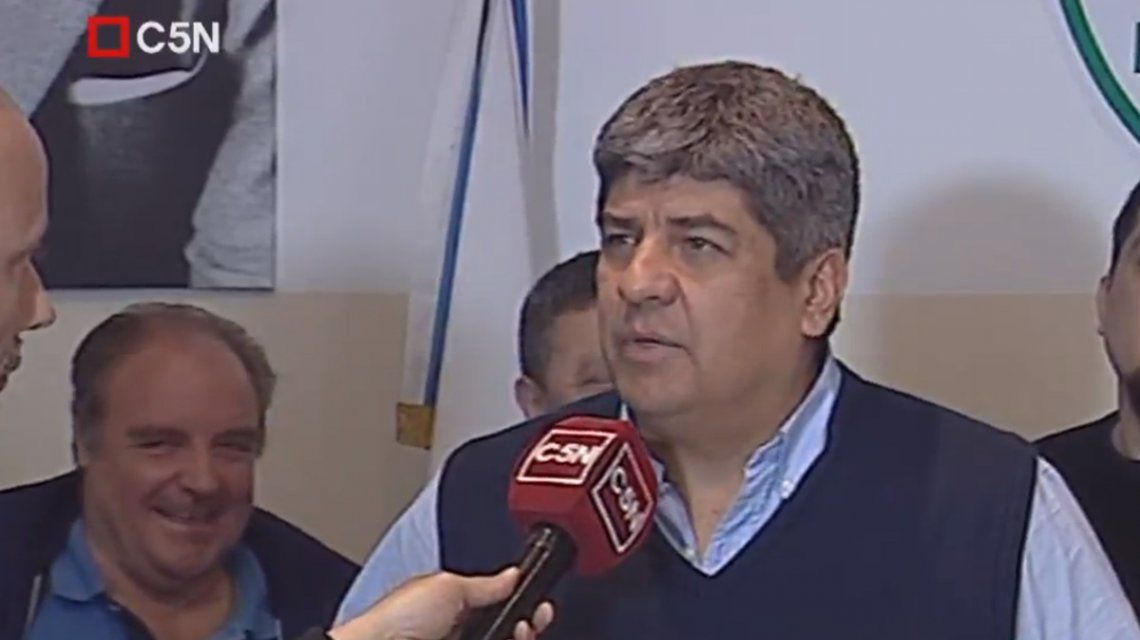 Pablo Moyano: Atacan a Cristina para tapar el ajuste