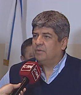 Pablo Moyano, duro contra el Gobierno: Atacan a Cristina para tapar el ajuste
