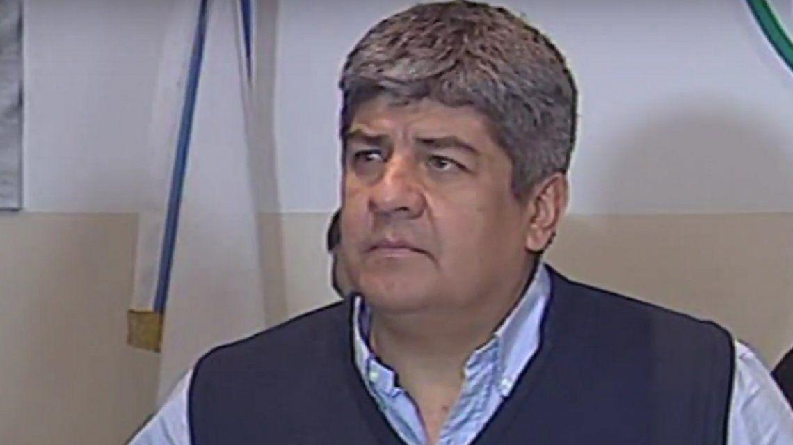 Ofensiva judicial: quieren detener al sindicalista Pablo Moyano
