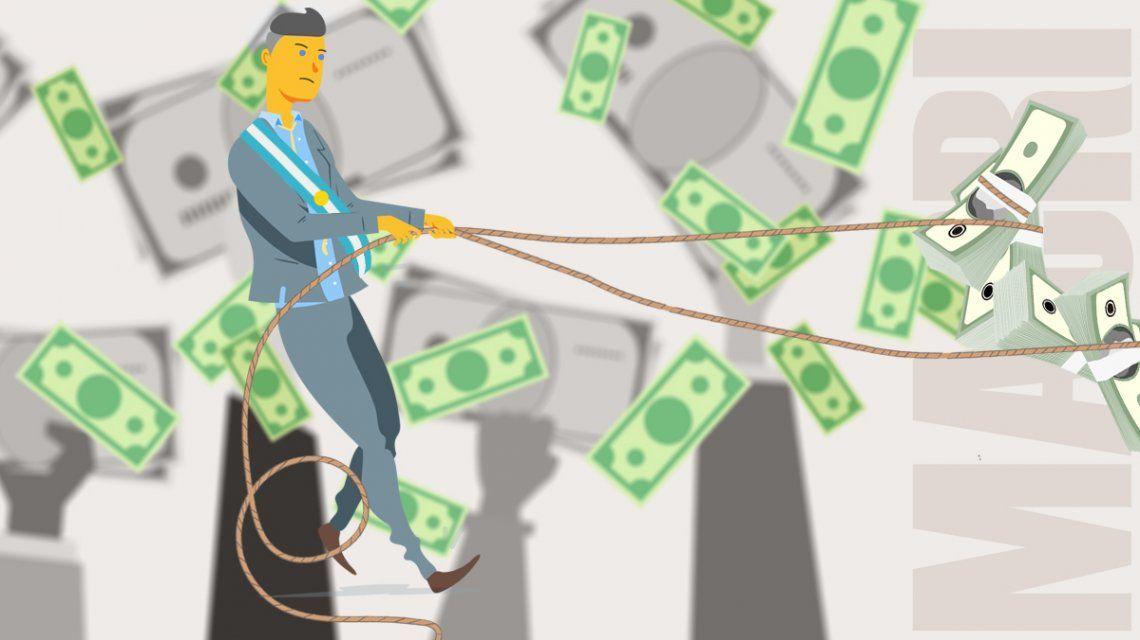 Arranca el plan Sandleris: qué hará el Banco Central para controlar el dólar y frenar la inflación