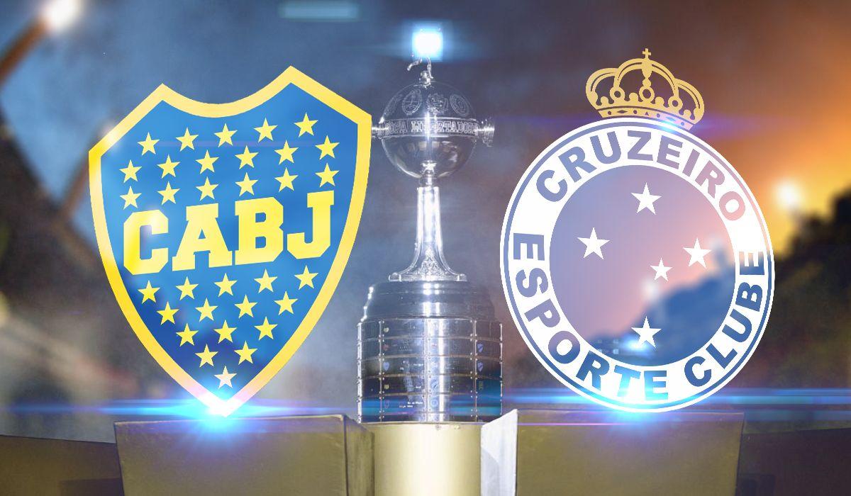 Boca vs Cruzeiro por los cuartos de final de la Copa Libertadores: horario, formaciones y TV