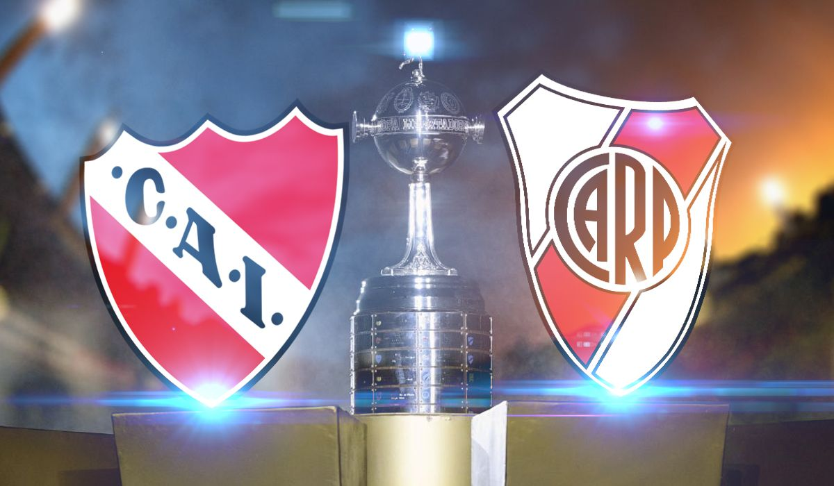 Independiente vs River por los cuartos de final de la Copa Libertadores: horario, formaciones y TV