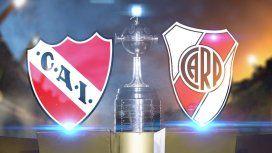 Independiente y River abren el duelo argentino de los cuartos de la Copa