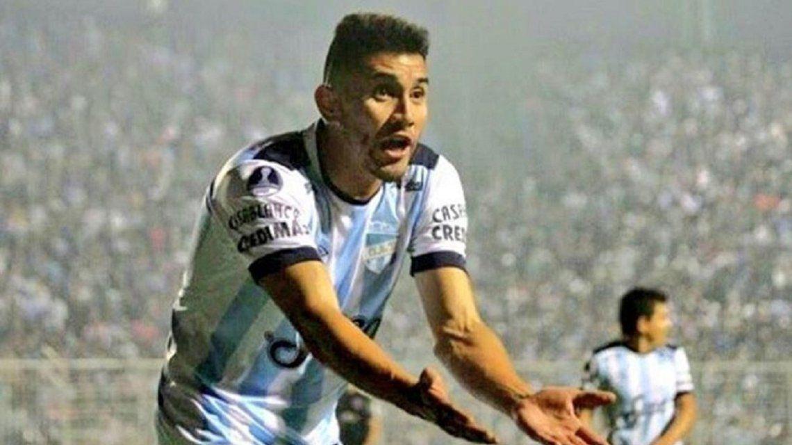 Gervasio Núñez se fue expulsado y enojado