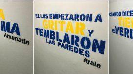 Ahumada, Ayala y Crespo fueron compañeros de Marcelo Gallardo
