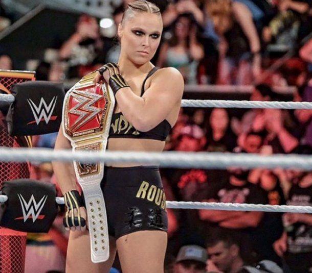 Instagram Ronda Rousey