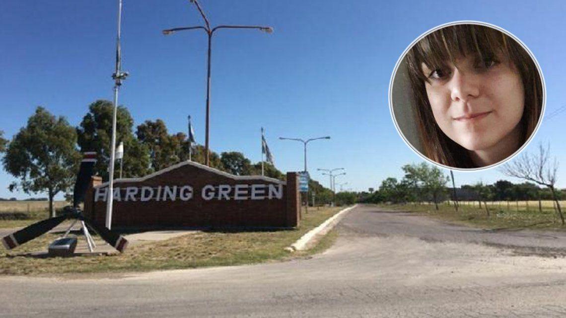 Una testigo vio a Milagros bajarse en la entrada de Harding Green