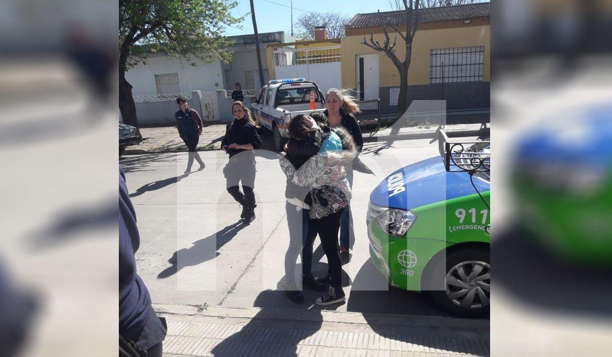 Apareció Milagros: una vecina la identificó en un colectivo