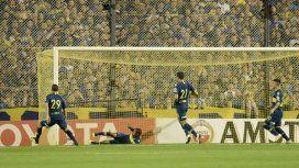 La salvada de Wilmar Barrios evitó el empate de Cruzeiro que le complicaba la serie a Boca