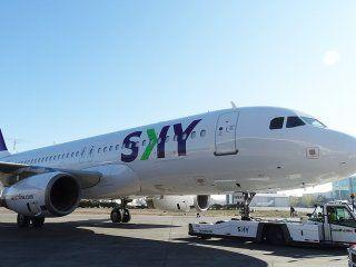 la low cost sky fue autorizada a volar desde el aeropuerto de el palomar