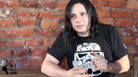 Cristian Aldana, detenido por las denuncias de abuso sexual