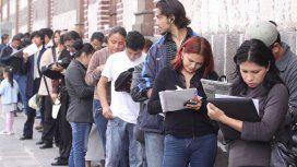 Creció la desocupación y hay casi 4 millones de argentinos con problemas de empleo