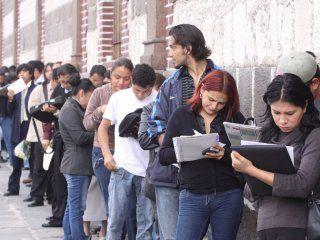 el desempleo subio al 9,6% en un ano: hay 150 mil desocupados mas