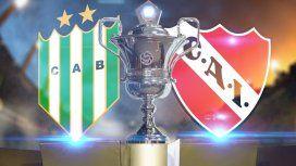 Banfield vs Independiente: formaciones