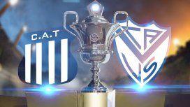 Talleres vs Vélez: formaciones
