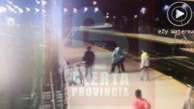 Asesinaron a trompadas a un joven en la estación Boulogne: así fue el crimen