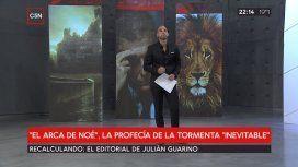El arca de Noé argentina: el editorial de Julián Guarino sobre la situación actual