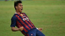 El lateral se destaca en el fútbol paraguayo