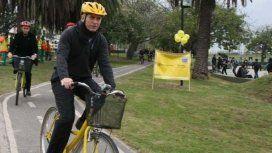 Macri busca en Nueva York que los fondos de inversión vuelvan a la bicicleta