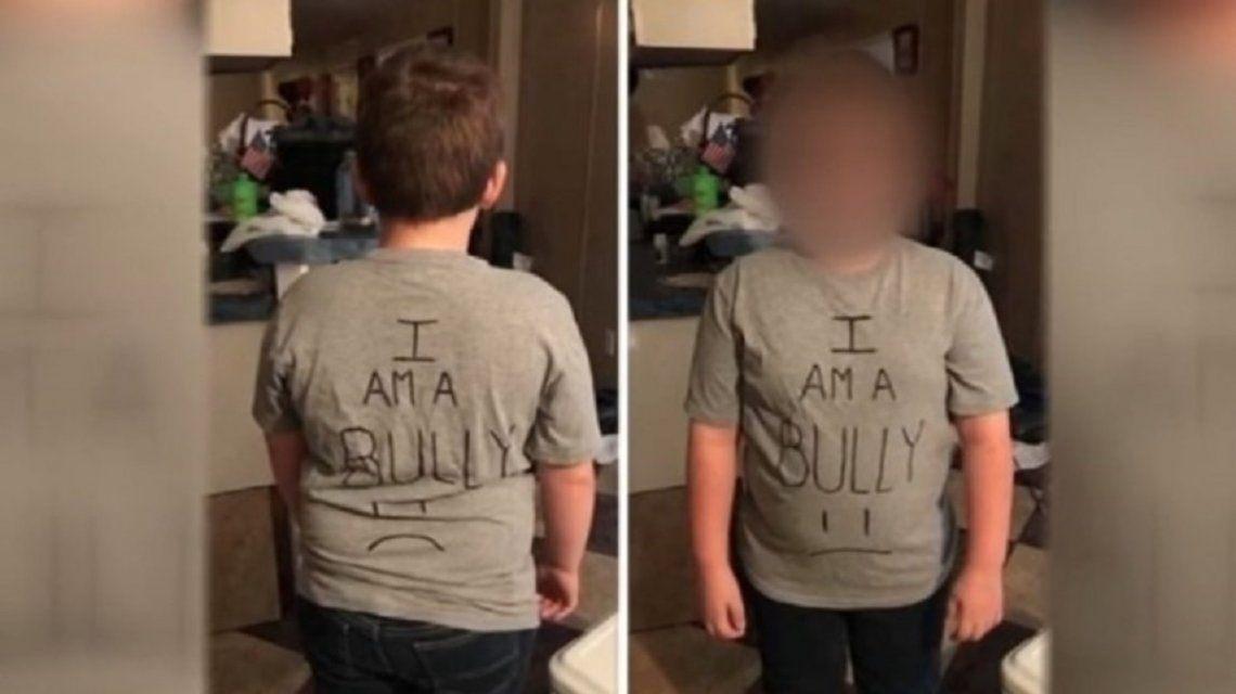 La reacción de una madre cuando supo que su hijo le hacía bullying a un compañero