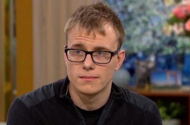 Alex Skeel cuenta su vida en programas de televisión británica