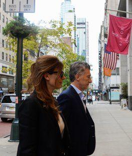 Finanzas, comercio, Trump y premiación: la agenda para hoy de Macri en Nueva York