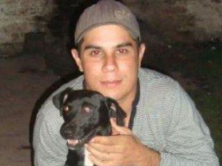 Pablo Martín Castillo, asesinado a escopetazos
