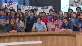 Escuelas técnicas en alerta: docentes y alumnos se oponen a la reforma