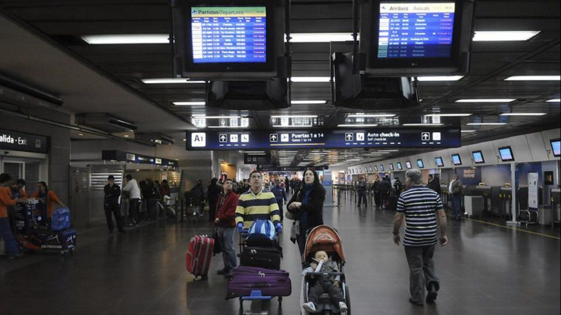 Cancelan vuelos de Aerolíneas Argentinas por un reclamo sindical