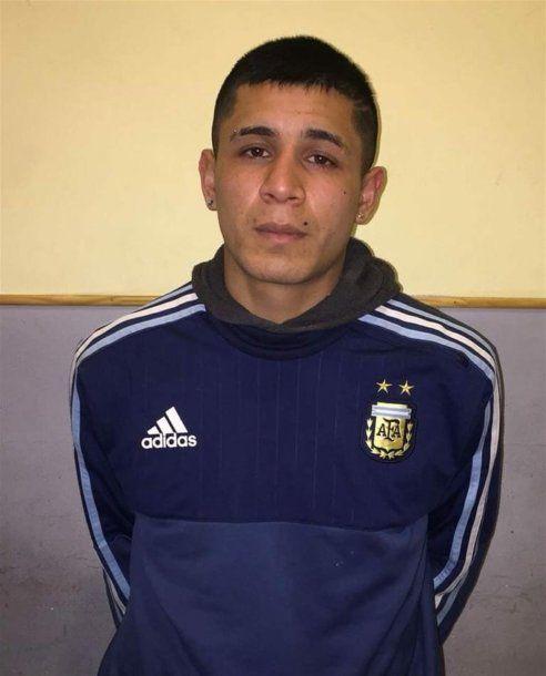 José Corbalán, presunto sicario en Villa Zabaleta.
