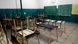 Nuevo paro docente: 28 días sin clases y una paritaria estancada hace 9 meses